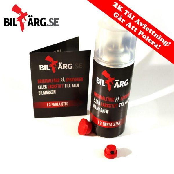 Brit Standard Range Bättringsfärg / Sprayfärg