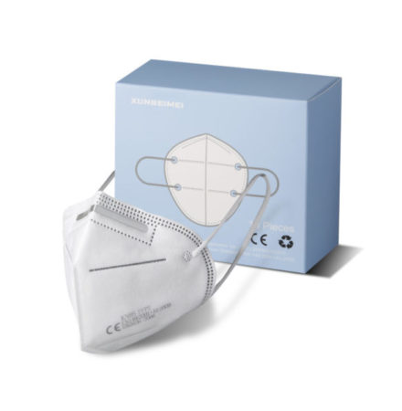 Skyddsmask FFP2 Coronavirus covid-19 10-pack