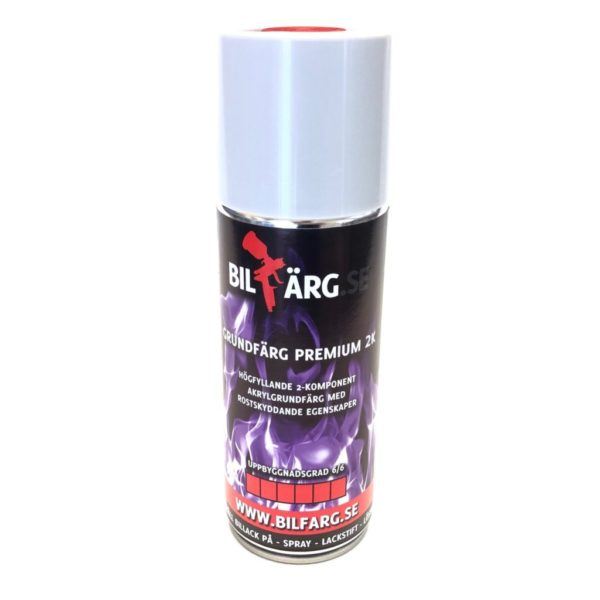 Grundfärg på sprayburk 2 komponent