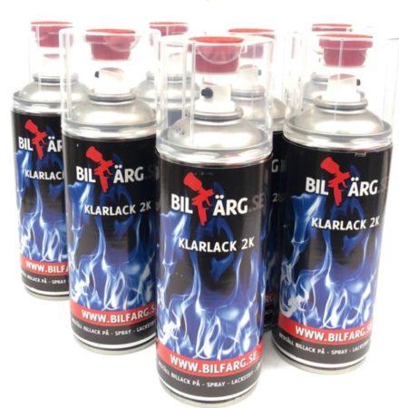 STORKÖP Klarlack på sprayburk 2 komponent