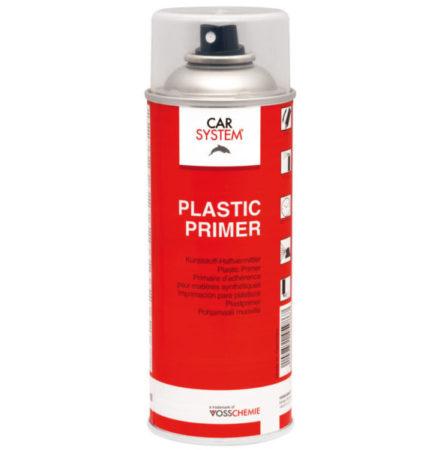 Grundfärg på sprayburk - för plast