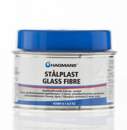 Stålplast - glasfiber