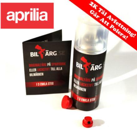 Aprilia Motor Bättringsfärg / Sprayfärg
