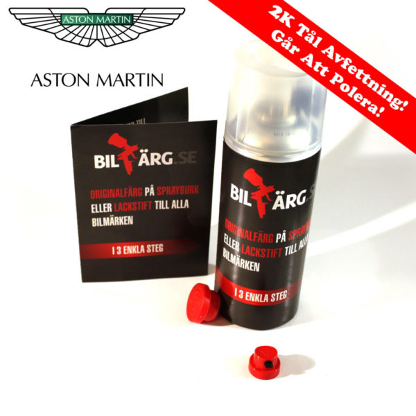 Aston Martin Bättringsfärg / Sprayfärg