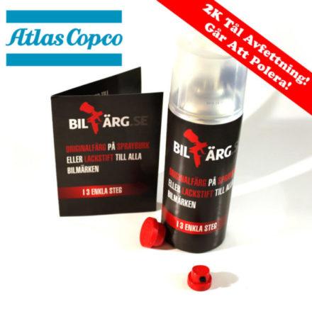 Atlas Copco Bättringsfärg / Sprayfärg