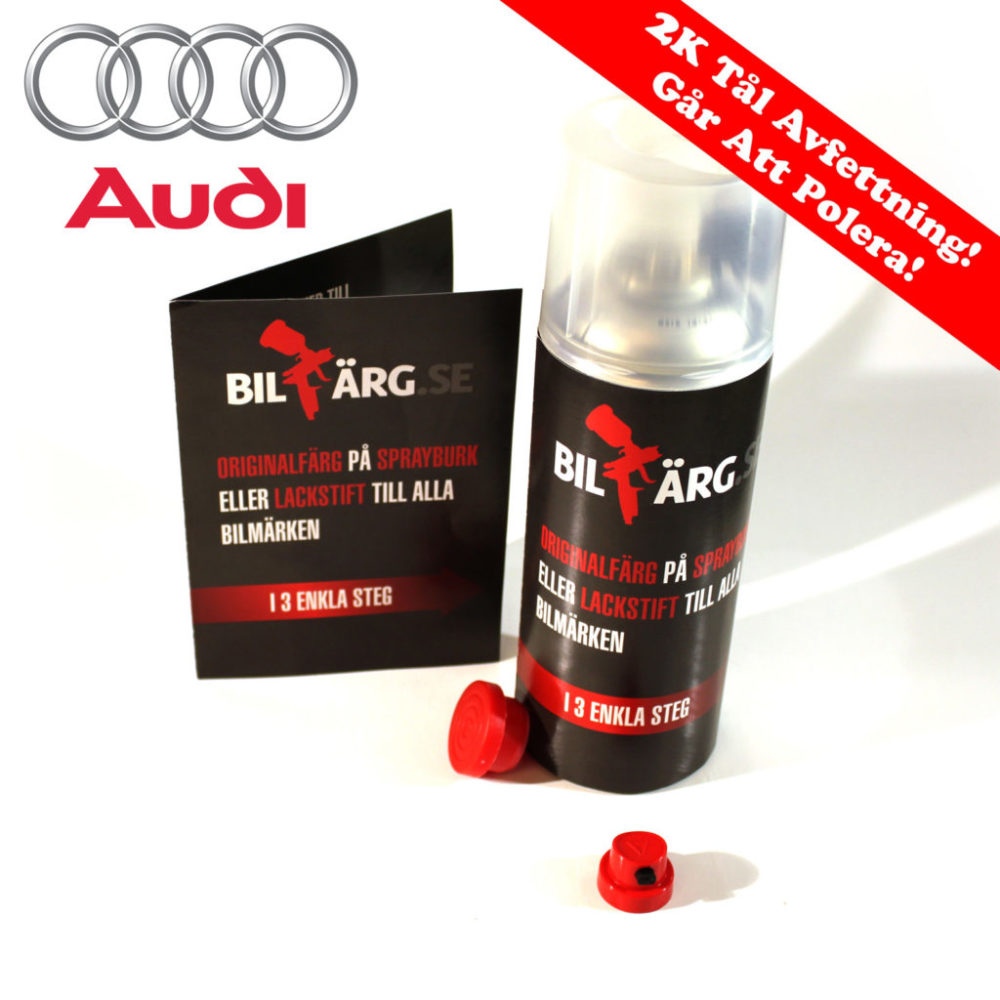 Prima Audi Bättringsfärg / Sprayfärg   Bilfärg.se FQ-21
