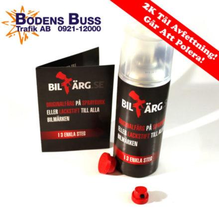 Boden Buss Bättringsfärg / Sprayfärg