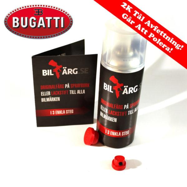 Bugatti Bättringsfärg / Sprayfärg