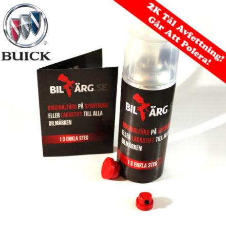 Buick Bättringsfärg / Sprayfärg