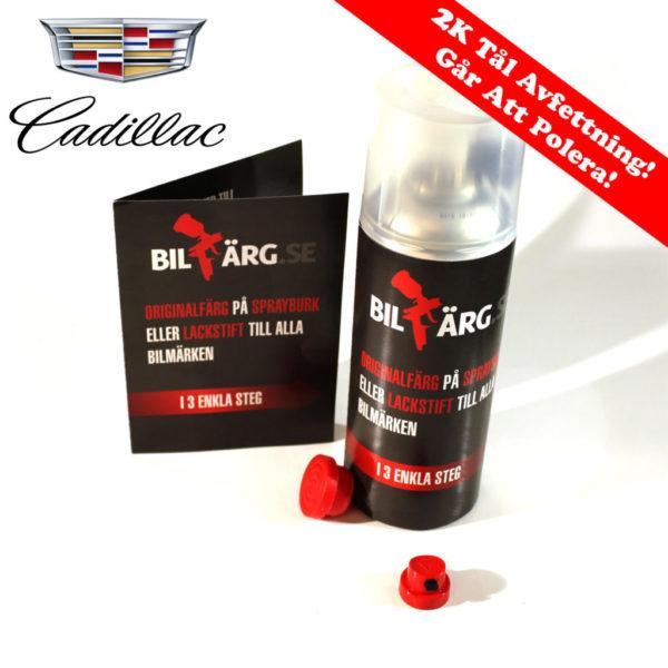 Cadillac Bättringsfärg / Sprayfärg