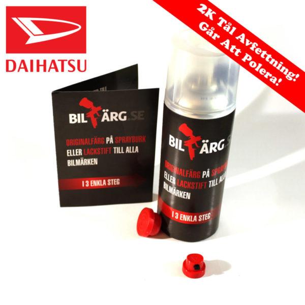 Daihatsu Bättringsfärg / Sprayfärg