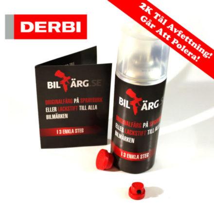 Derbi Motor Bättringsfärg / Sprayfärg