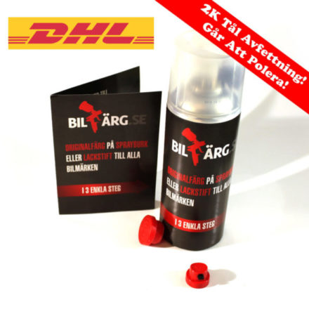 DHL Bättringsfärg / Sprayfärg