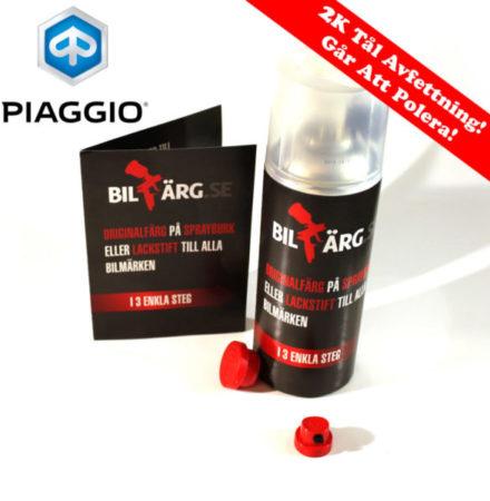 Piaggio Bättringsfärg / Sprayfärg