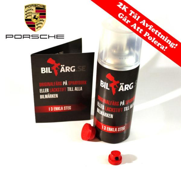 Porsche Bättringsfärg / Sprayfärg