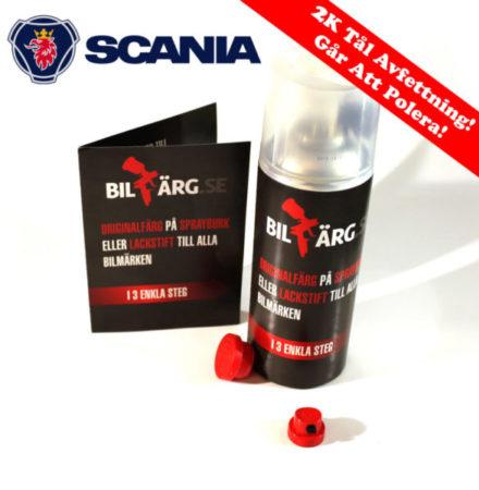 Scania Bättringsfärg / Sprayfärg