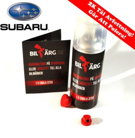 Subaru Bättringsfärg / Sprayfärg