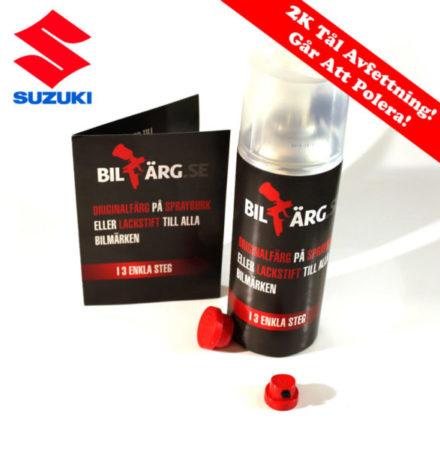 Suzuki Bättringsfärg / Sprayfärg