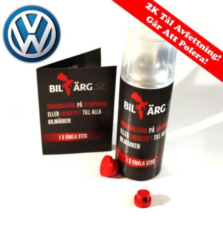 Volkswagen Bättringsfärg / Sprayfärg