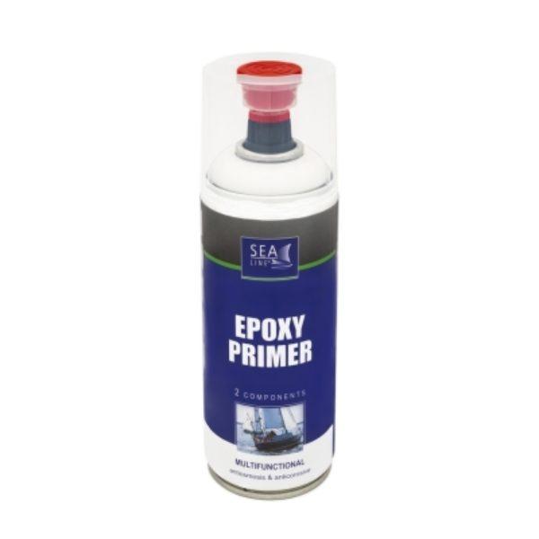 Epoxyprimer 2 komponent spray 400ml