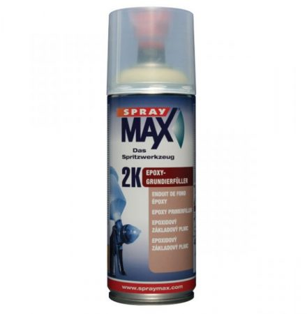 Epoxyprimer 2 komponent spray 400ml