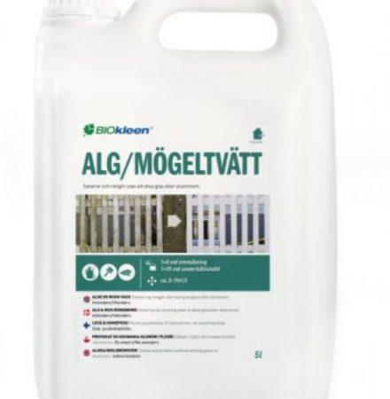 Alg/Mögeltvätt Biocleen 5L utförsäljning billigast i Sverige