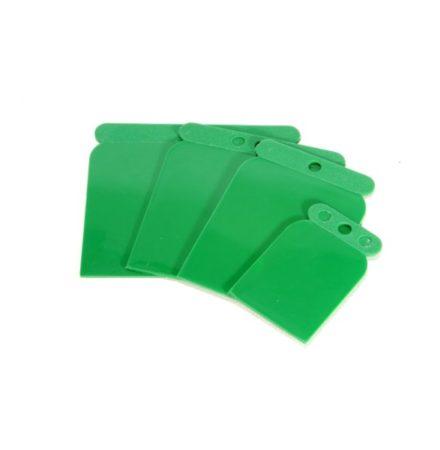 Plastspackel spadar plast 4st