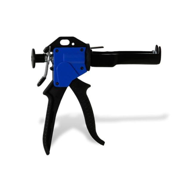 limpistol till plastreparations lim