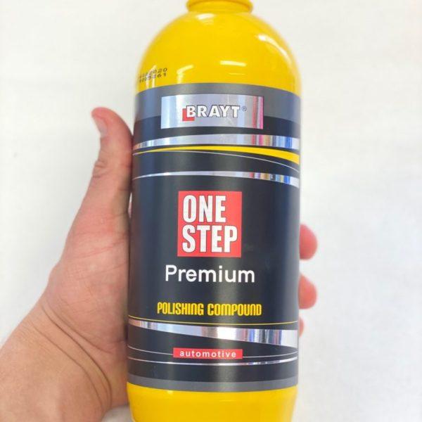 Polermedel 1 stegs produkt One Step Premium 1kg