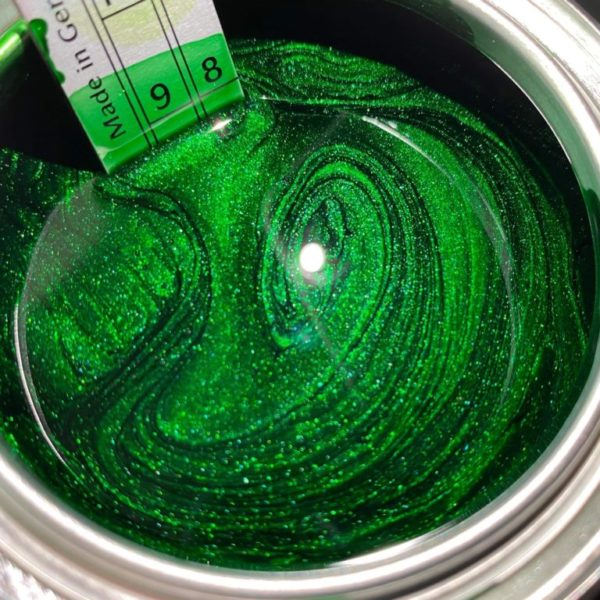 Toxic Green Candy 1 liter