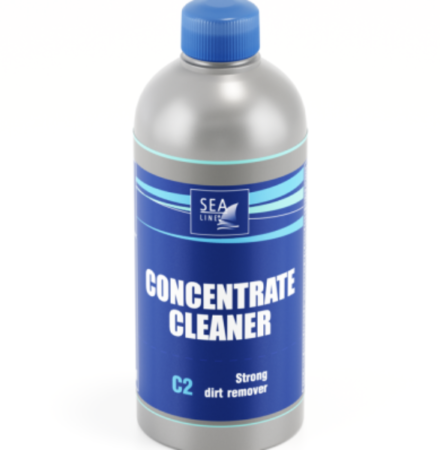 C2 CONCENTRATE CLEANER 500ml