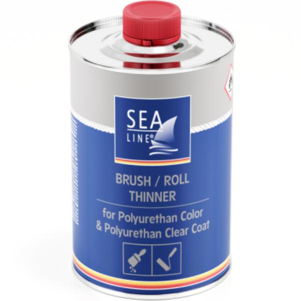 Förtunning För båt polyurethan 0,25L