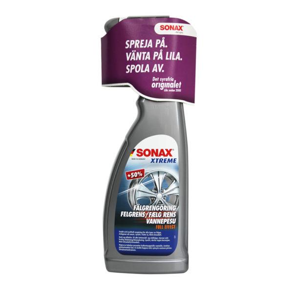 Sonax Xtreme - Fälgrengöring