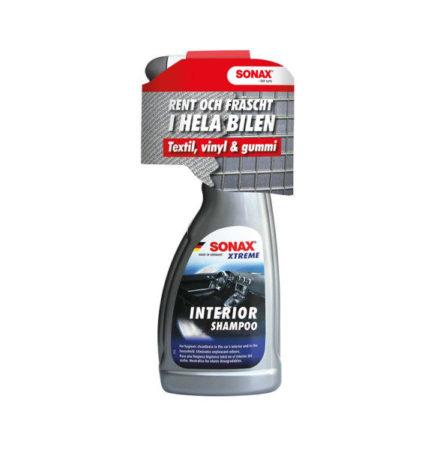 Sonax Xtreme Interior Shampoo, 500 ml - Interiörrengöring
