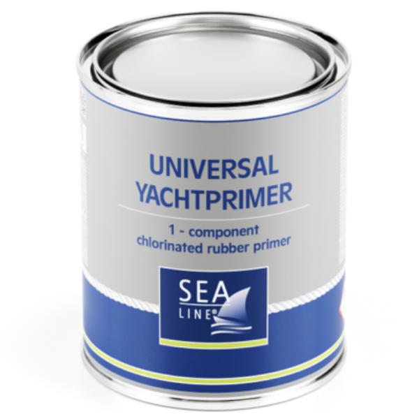 Univeral Yachtprimer 750ml 1 - Komponent Grå