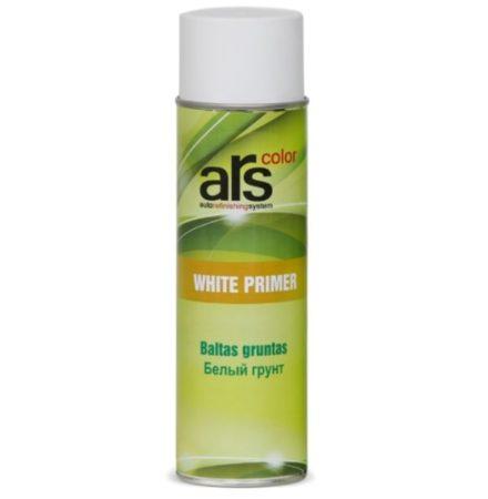 Grundfärg på sprayburk (Vit) 1k 500ml