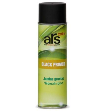 Grundfärg på sprayburk (Svart) 1k 500ml