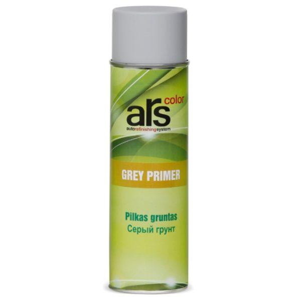 Grundfärg på sprayburk (Grå) 1k 500ml