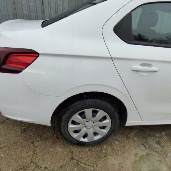 Peugeot EWP Blanc Baquise