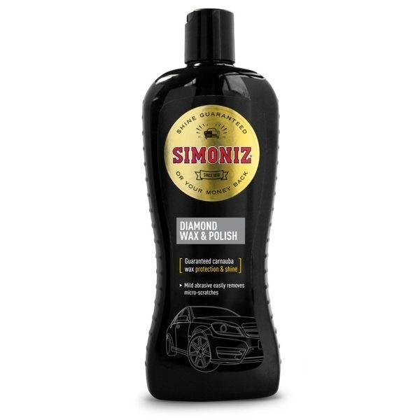 Simoniz diamond wax & polish
