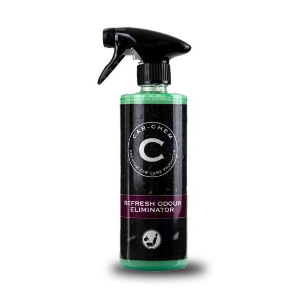 Car-chem refresh odour eliminator