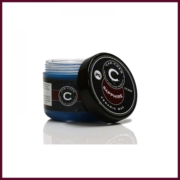 Car-Chem Sapphire Ceramic Wax - Paste Wax