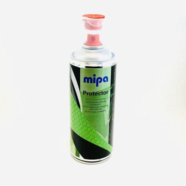 Protector Bedliner På Sprayburk 400 ml 2K Svart